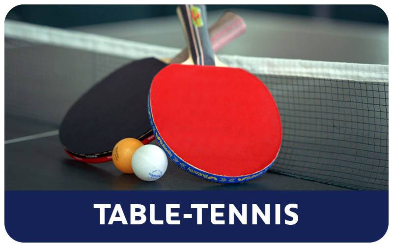 buton table tennis